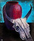 Very Still-Still Life by Diane Johnson-Mosley