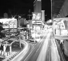 Bangkok: A Night on Sukhumvit - Night in Bangkok by vanyahaheights