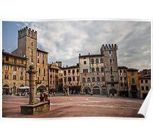 Arezzo Poster