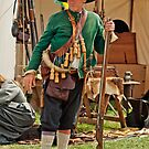 Re-enactor Heckington Show 2011 #17 by cameraimagery2