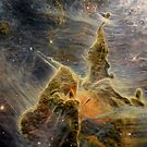 Carina Nebula by Conrad Stryker
