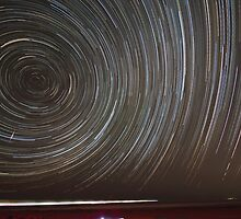 Point Lonsdale Star Trails by forgantly