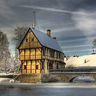 The Lodge (HDR) by eugenz