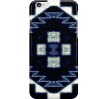 """Navajo Blue"" iPhone Case/Skin"