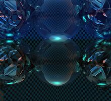 Crystal Blue Flashbang2 by Sazzart