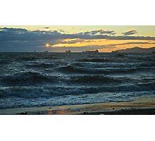 Violent Ocean Photographic Print