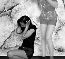 Girl afraid of Spirit - Clone by Lauren Neely