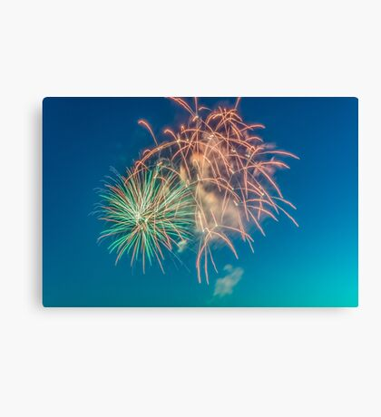 Canada Day 2012 Canvas Print