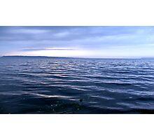 Blue Ocean & Sky Photographic Print