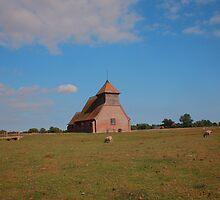 St Thomas Becket Church, Fairfield by Dave Godden