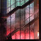 Stairway to Paradise ( 1 ) by Larry Lingard-Davis
