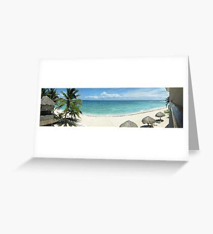 Akumal, Mexico Greeting Card