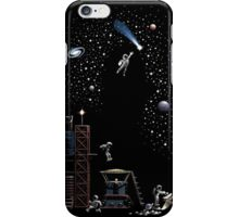 Outer space is our playground iPhone Case/Skin