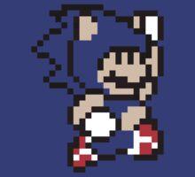 Sonic Suit by gadgetwk