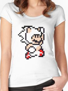 Sonic Suit Women's Fitted Scoop T-Shirt