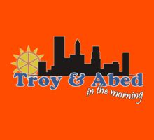 Troy and Abed in the morning Kids Clothes