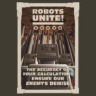 Robots Unite by Adam Dorman