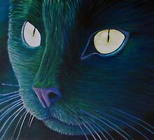 Night Vision by Brian Commerford