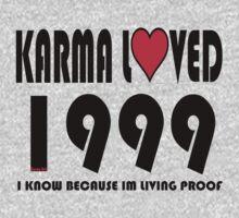karma loved 1999 One Piece - Long Sleeve