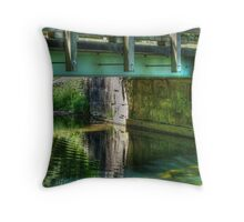 Daily Reflections Throw Pillow