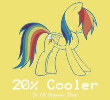 20% Cooler Kids Tee