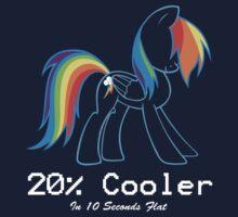 20% Cooler One Piece - Short Sleeve