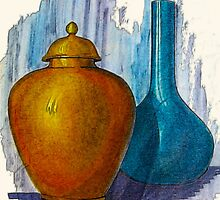 Still Life With Movement by Diane Johnson-Mosley