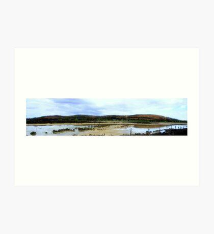 Mt Stirling Art Print