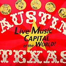 Austin, Texas aka A-town!!! by luckylarue