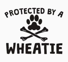 Protected By A Wheatie Kids Clothes
