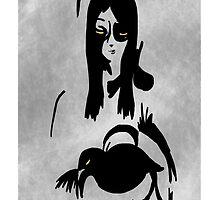 High Priestess  by BrookeNOsborne