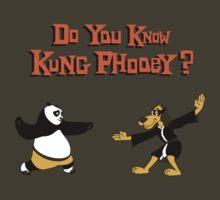 Do You Know Kung Phooey? by Chuffy