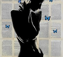 blue life by Loui  Jover