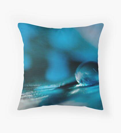 Monday blues... Throw Pillow