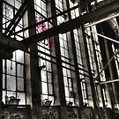 Abandoned Bradmill Textile Factory by Colin  Ewington