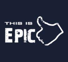 epic White-Pocket T-Shirt