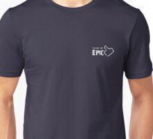 epic White-Pocket Unisex T-Shirt
