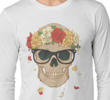 New Age Memento Mori Long Sleeve T-Shirt