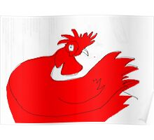 little red rooster Poster