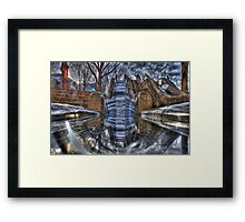 Slide 2 Framed Print