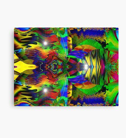 Three Layer Redemption  (UF0406)  Canvas Print