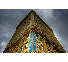 Orpheum Tower, Omaha Photographic Print