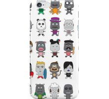 Cute Characters  iPhone Case/Skin