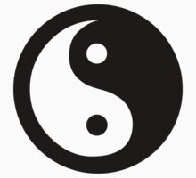 Yin Yang Ideology Kids Clothes