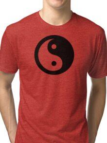 Yin Yang Ideology Tri-blend T-Shirt