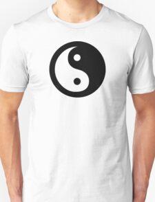 Yin Yang Ideology Unisex T-Shirt