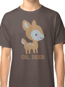 CARTOON DEER Classic T-Shirt