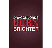Dragon Lord Poster 1 Photographic Print