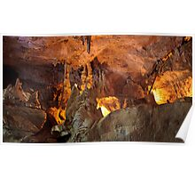 Abercrombie caves # Poster