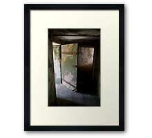 To The Tool Room of World War II Framed Print
